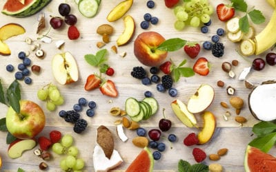 The health benefits of plant-based foods