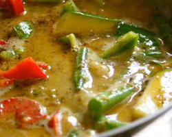 Panang Curry with Beef or Pork