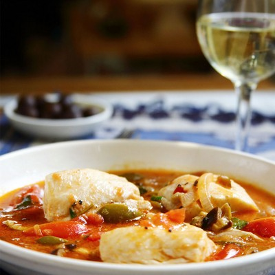 Sicilian Fish Stew