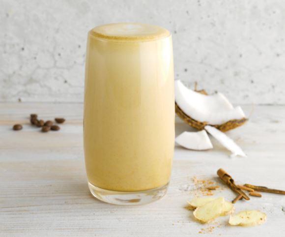 Tumeric coconut Latte